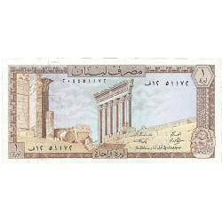 Libano 250 Libra/Pound. 1988. SC. PIK. 67 e