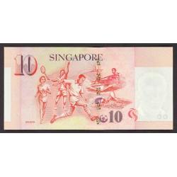 Singapur 20 Dolar. 1979. SC. PIK. 12