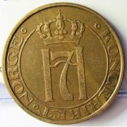 Noruega 5 Ore. 1931. CU. 8gr. Ø27mm. MBC/MBC+. KM. 368