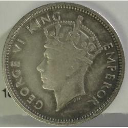 Rhodesia del Sur-(Britanica) 6 Pence. 1937. AG. 2,83gr. Ley:0,925. Ø19mm. MBC/MBC+. KM. 10