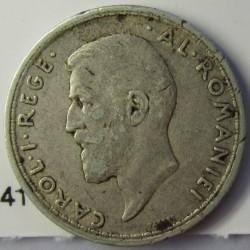 Rumania 50  Bani. 1914. AG. 2,5gr. Ley:0,835. Ø18mm. MBC-/MBC. KM. 41