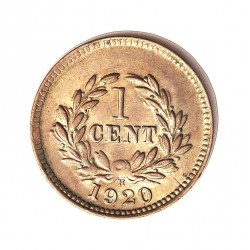 Sarawak 1 Cent. 1920. H-(Heaton). CUNI. 1,9gr. (Colonia Britanica). (C.V.Broke Raja II). Ø17,5mm. EBC+/SC-. MUY ESCASO/A. y mas