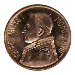 Vaticano 1000  Lira. 1978. AG. 14,6gr. SC. KM. 142