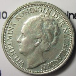 Curaçao 0,1 Gulden. 1947. AG. 1,4gr. Ley:0,640. (1/10 G.)-(Guillermina). Ø15mm. EBC/EBC+. KM. 43