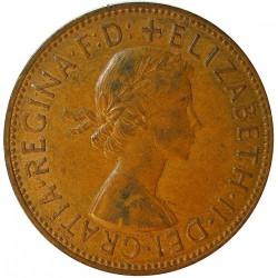 Gran Bretaña 1 Penny. 1963. AE. 9,56gr. Ø30,8mm. EBC/EBC+. KM. 897