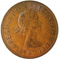 Gran Bretaña 1 Penny. 1965. AE. 9,56gr. Ø30,8mm. SC-. KM. 897