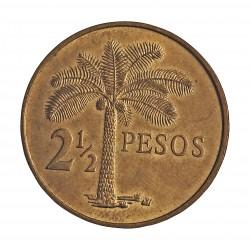Guinea Bisau-Rep. 2,5 Pesos. 1977. AL/AE. 6,1gr. Ø25mm. SC. KM. 19