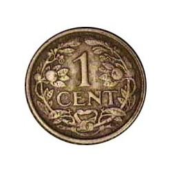 Holanda 1 Cts. 1930. CU. 2gr. Ø19mm. MBC+. KM. 152