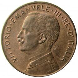Italia 2  Cts.  1815. R-(Roma). CU. 2gr. Ø20mm. SC. (Lev.patina). KM. 41