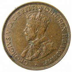 Jersey 0,041 Shilling. 1926. (1/24º de Schilling). AE. 5,6gr. (George V). Ø25mm. EBC+/SC-. KM. 13