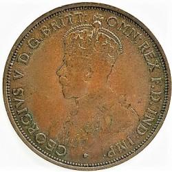 Jersey 0,083 Shilling. 1926. (1/12º de Shilling). AE. 9,37gr. (George V). Ø30mm. EBC+. KM. 14