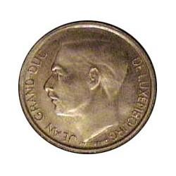 Luxemburgo 1  Francos. 1972. NI. 3,97gr. (Duque de Luxemburgo). Ø21mm. SC. KM. 55