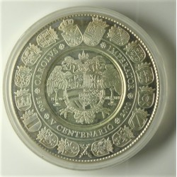 Africa del Este-(Britanica) 50 Cts. 1923. AG. 3,888gr. Ley:0,250. (EAST AFRICA). Ø21mm. MBC-/MBC. KM. 20