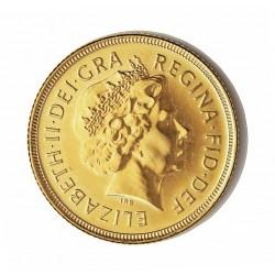 Gran Bretaña 1 Libra/Pound. 2004. SC. AU. 7,988gr. Ley:0,917. Ø21mm. KM. 1002