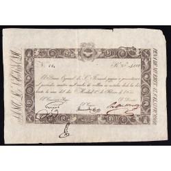 España Madrid. . 4000 Reales. 1835. 1º de Febrero. MBC+/EBC-. (Banco Español de S. Fernando). RARO/A. EDF. A25 - HG. 18