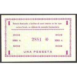 España 50 Cts. 1937. ALCOVER-(T). SC. (Nuevo con marquita en esquina). (Serie B-Consejo). RARO/A. y mas asi. TU. 109 a - LGC.