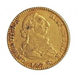 España 2 Escudos. 1778. M-(Madrid). PJ. MBC+. AU. 6,77gr. (22mm). KM. 417.1 - AUC. 1556