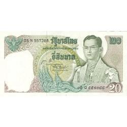 Thailandia 20. 1. 1971. (s/f). SC. PIK. 84