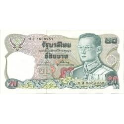Thailandia 20. 1. 1981. /84-(s/f). SC. PIK. 88