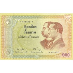 Thailandia 100. 1. 2002. (s/f). SC. PIK. 110