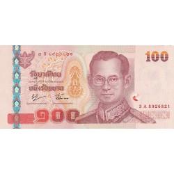 Thailandia 100. 1. 2005. (s/f). SC. PIK. Nuevo
