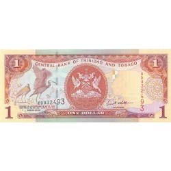 Trinidad y Tobago 1. 1. 2002. SC. PIK. 41