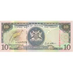 Trinidad y Tobago 10. 1. 2002. SC. PIK. 43