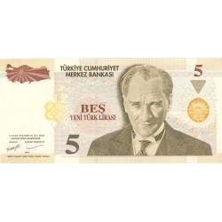Turquia 5. 1. 2005. SC. PIK. 217