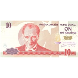 Turquia 10. 1. 2005. SC. PIK. 218