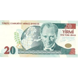 Turquia 20. 1. 2005. SC. PIK. 219