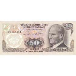 Turquia 50. 1. 1976. (s/f). SC. PIK. 188