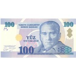 Turquia 100. 1. 2005. SC. PIK. 221