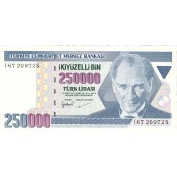 Turquia 250000. 1. 1998. (s/f). SC. PIK. 211