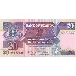 Uganda 20. 1. 1988. SC. PIK. 29