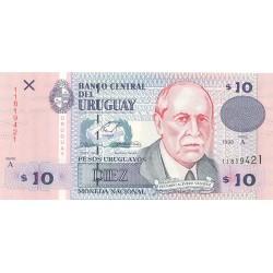 Uruguay 10. 1. 1998. SC. PIK. 81
