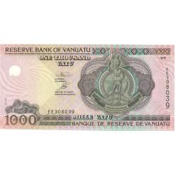 Vanuatu 1000. 1. 1995. (s/f). SC. RARO/A. PIK. 12 Nuevo