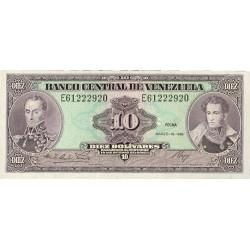 Venezuela 10. 1. 1986. 18-03. SC. PIK. 61 a