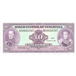 Venezuela 10. 1. 1992. 08-12. SC. PIK. 61 c