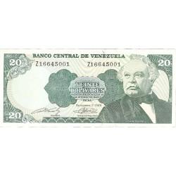 Venezuela 20. 1. 1989. 07-09. SC. PIK. 63 b