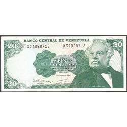 Venezuela 20. 1. 1992. 08-12. SC. PIK. 63 d