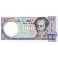 Venezuela 500. 1. 1998. 05-02. SC. PIK. 67 f
