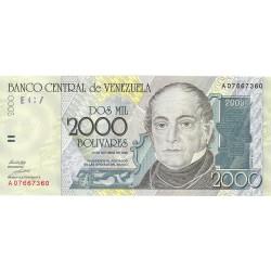 Venezuela 2000. 1. 1998. 29-10. SC. PIK. 80