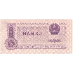 Vietnam.-Rep.Dem. 5. 1. 1975. SC. PIK. 76