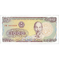 Vietnam.-Rep.Soc. 1000. 1. 1988. SC. PIK. 106 a