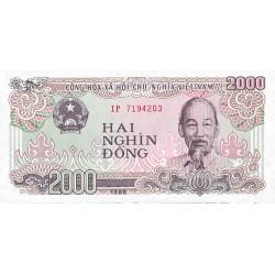 Vietnam.-Rep.Soc. 2000. 1. 1988. SC. PIK. 107 a