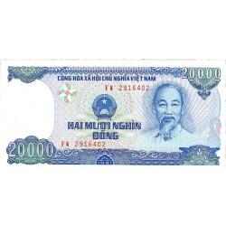 Vietnam.-Rep.Soc. 20000. 1. 1991. SC. PIK. 110 a