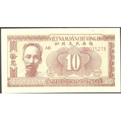 Vietnam 10. 1. 1951. SC. MUY RARO/A. PIK. 59