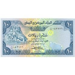 Yemen.-Rep.Arabe del 10. 1. 1983. (s/). SC. PIK. 18 b