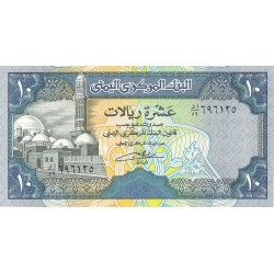 Yemen.-Rep.Arabe del 10. 1. 1992. ca.(s/). SC. PIK. 24