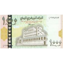Yemen.-Rep.Arabe del 1000. 1. 1998. (s/). SC. PIK. 32